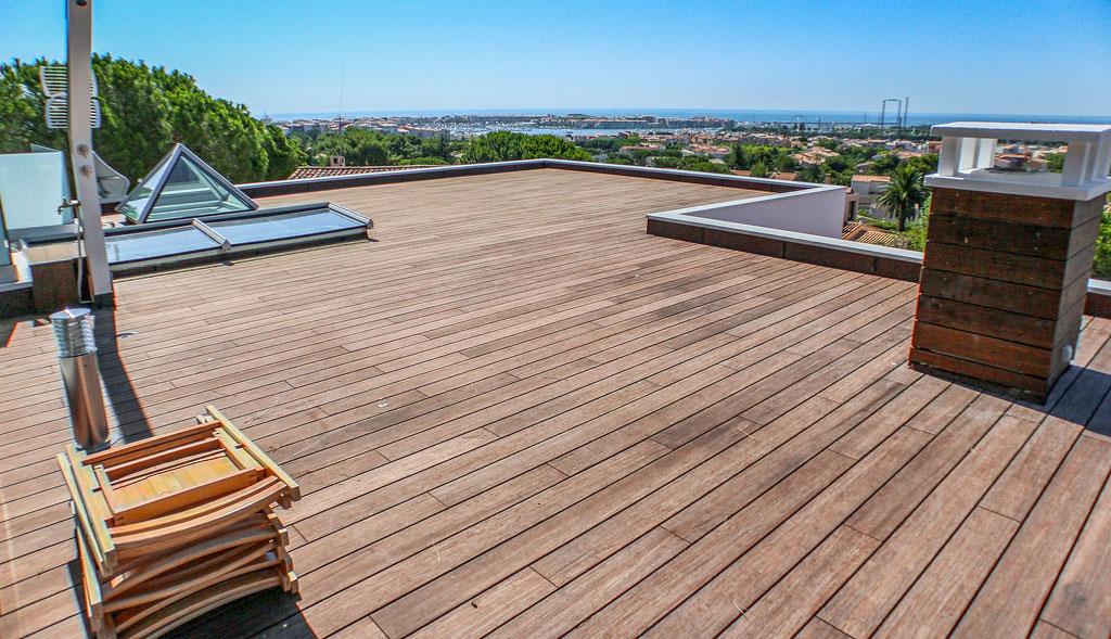 Toiture terrasse: Avantages, Types, Prix, Pose - ToitExpert.be