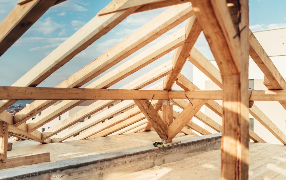charpente bois pour toiture