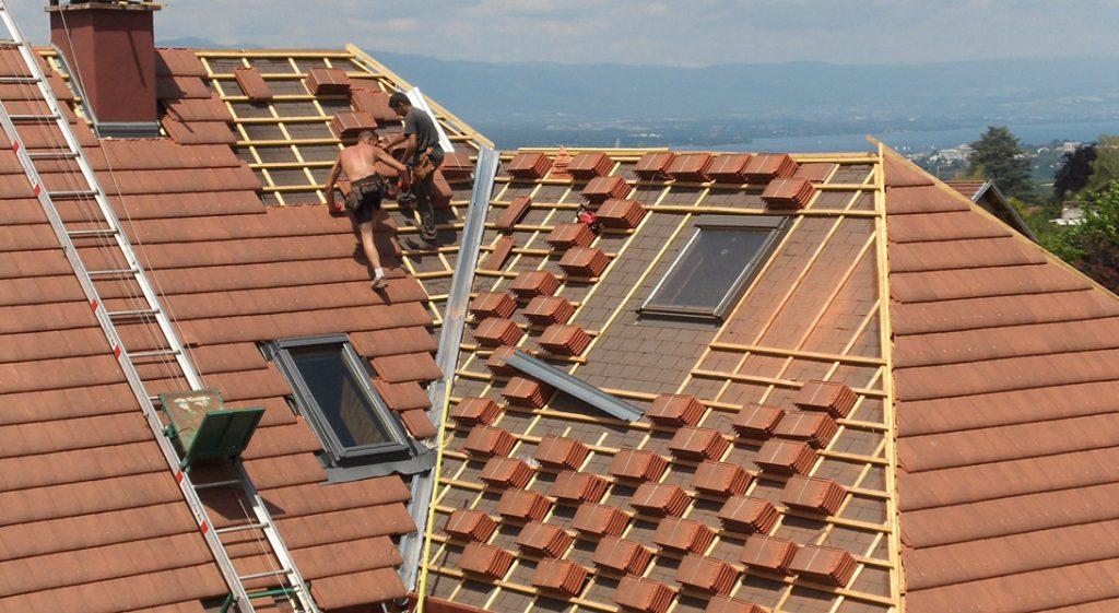 entreprise pour renovation de toiture