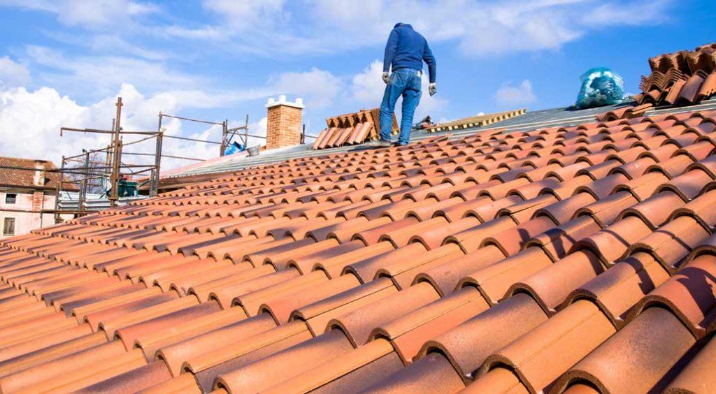 construction toiture à Charleroi
