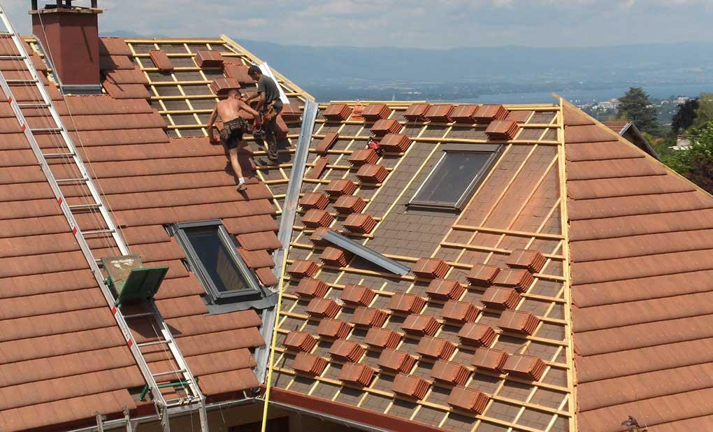 couvreur de toiture à Nivelles