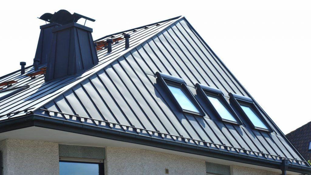 toiture maison bac acier