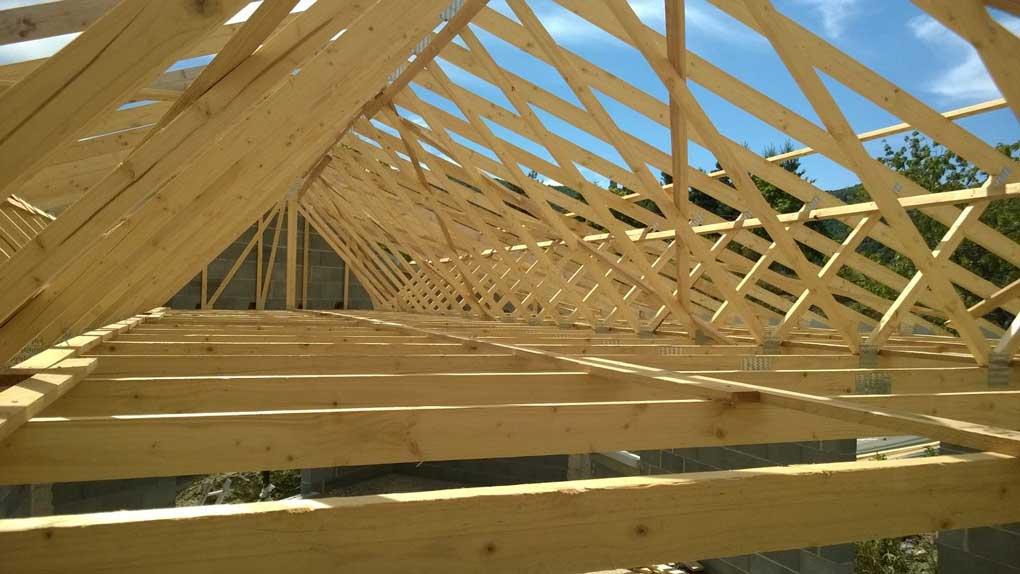 construction charpente bois
